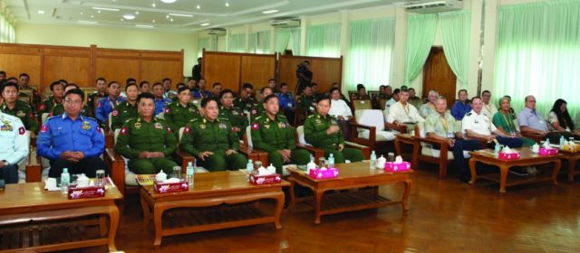 U.S. bars four Myanmar military leaders for human rights violations