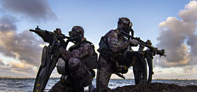 Navy fires leaders of famous SEAL team 7, says it's to change the culture