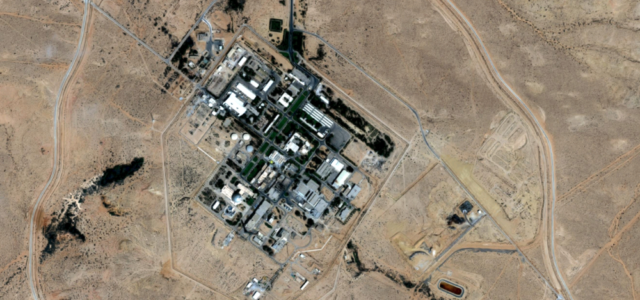 Why Is Israel Simulating Attacks on Its Own Nuclear Reactors?