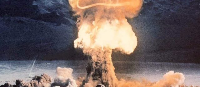When to Shoot a Nuclear Bomb With Your Gun