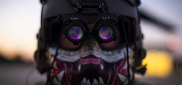 Forget goggles: U.S. looking to inject night vision directly into soldier's eyes