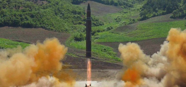 North Korea continues missile testing despite U.S. calling for more talks
