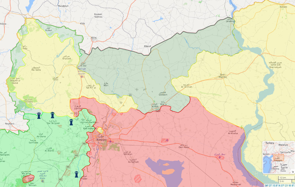 Turkey's Offensive Into Afrin Is Slow and Bloody | War Is Boring