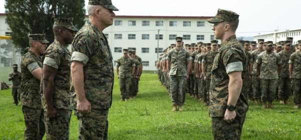 More than 4,000 Marines are moving from Okinawa to Guam starting in 2024