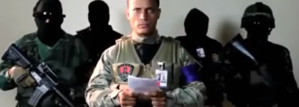 A Cop Turned Wannabe Action Star Assaulted the Venezuelan Supreme Court in a Helicopter