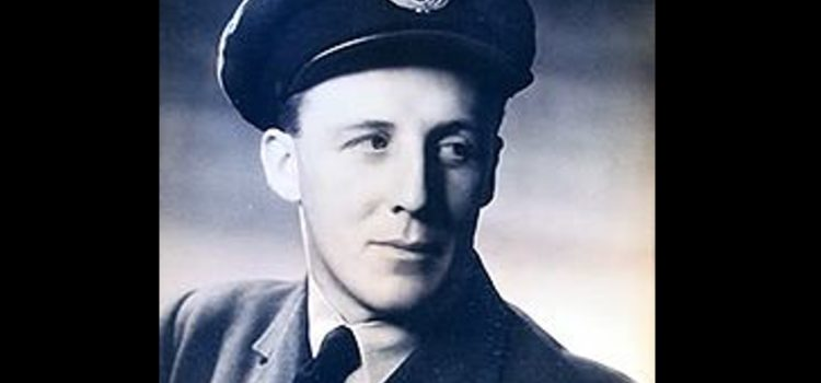 Man flew deadly missions in a balsa wood plane, and at 99 has a medal to show for it