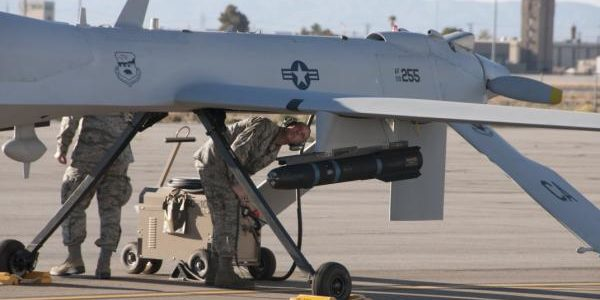U.S. reveals 'Flying Ginsu' missile which cuts down targets, reduces collateral damage