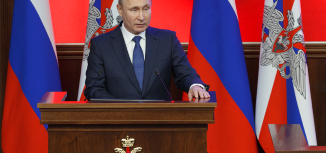 Putin touts strengthening Russian military ties with Africa