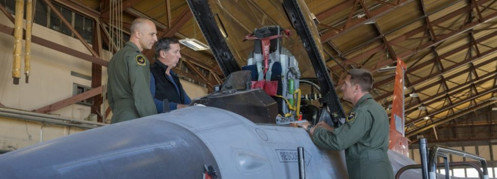 """Air Force employing old F-16 """"Viper"""" aircraft as remote-operated drones"""