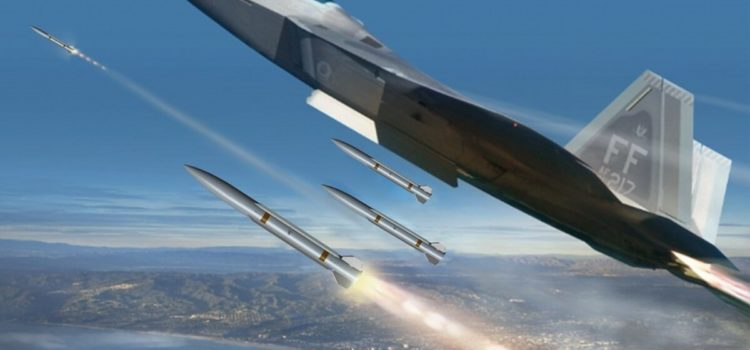New air-to-air missiles smaller, faster, and can take out more targets