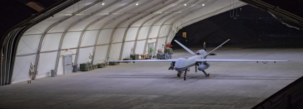 Weapon of choice: Report says more than 90 countries use combat drones