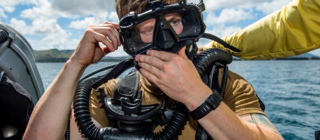 Navy no longer issuing shaving waivers, says whiskers can interfere with breathing devices