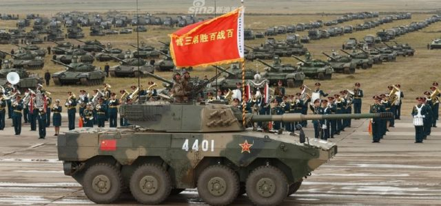The Chinese Military Lacks Experience