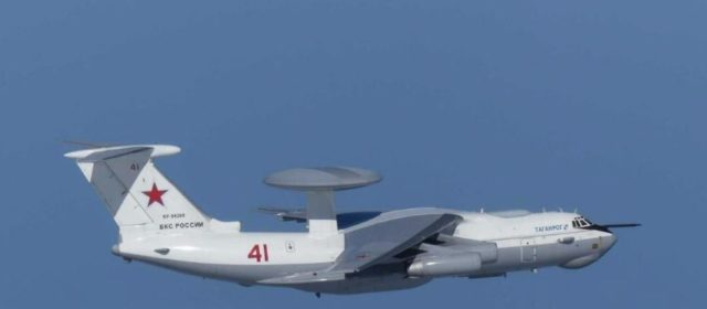 Russian warplane enters South Korean airspace, fighter jets fired warning shots and flares