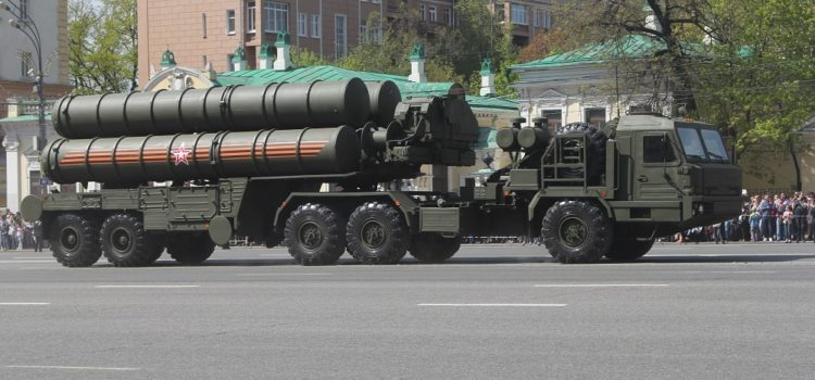 Turkey says it will reciprocate if US imposes sanctions over S-400s