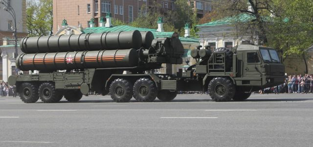India circumvents potential US sanctions to obtain Russian-made S-400 missile defense system