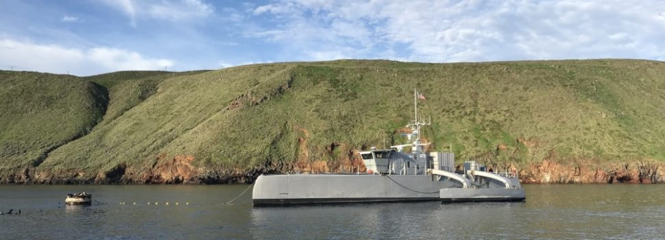 "Navy in the process of developing an unmanned ""Ghost Fleet"""