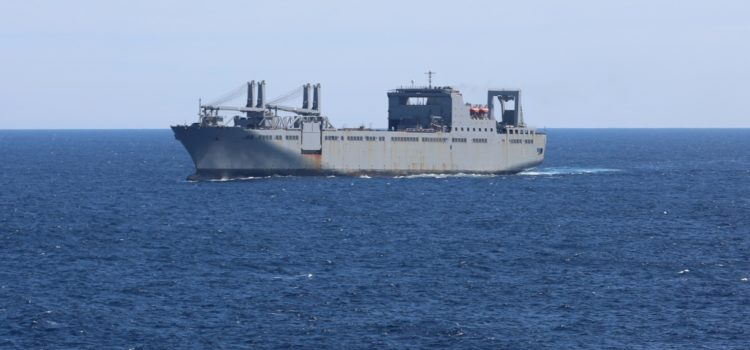 Pentagon finds flaws in reporting of readiness of ships that are crucial in a crisis