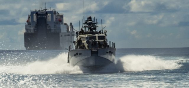 Sealift Command performs massive readiness test, largest mobilization in more than 15 years