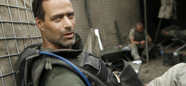 Sebastian Junger Knows Why Soldiers Have a Hard Time Coming Home