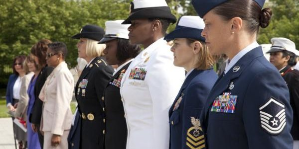 Sexual assaults on young servicewomen on the rise, DOD report finds