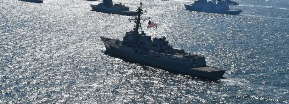 The Navy's newest fleet was created to confront Russia