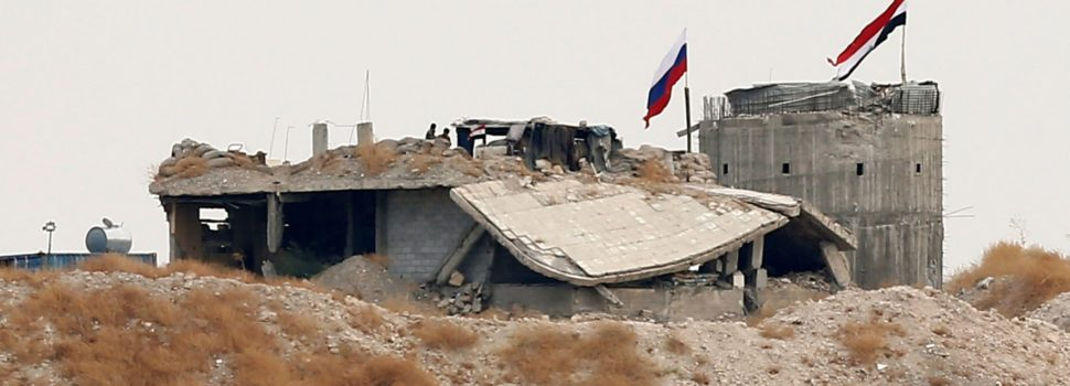 Russia: Syrian Kurds to be 'crushed' by Turkish military