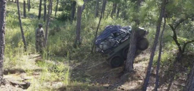 Robotic mules to lighten the load for Army's infantrymen