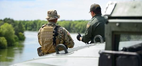 Some National Guardsmen not getting federal benefits while patrolling U.S.-Mexico border