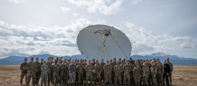 US Space Force begins operations for first offensive weapon system