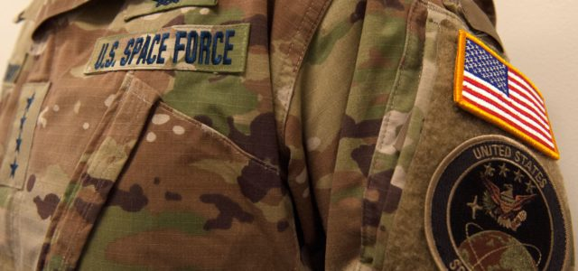 Space Force unveils new camo designed uniforms, gets roasted on social media for it