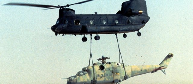 Operation Mount Hope: How the CIA stole a Russian Hind-D gunship in the dead of night