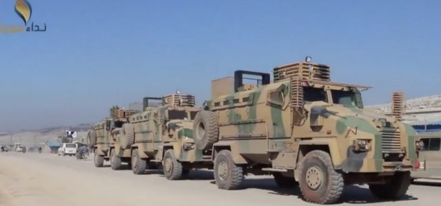 Russia: Turkish troops were shot by Syrian forces due to lack of information