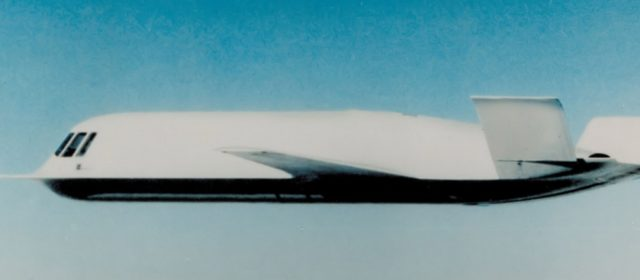 The U.S. Navy's New Carrier Drone Borrows 1970s Stealth