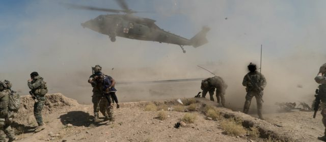 U.S. & Taliban reach peace deal, troop withdrawal from Afghanistan expected to start
