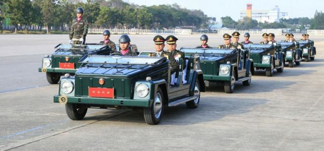 The Thai Army Still Loves the Successor to the Kübelwagen