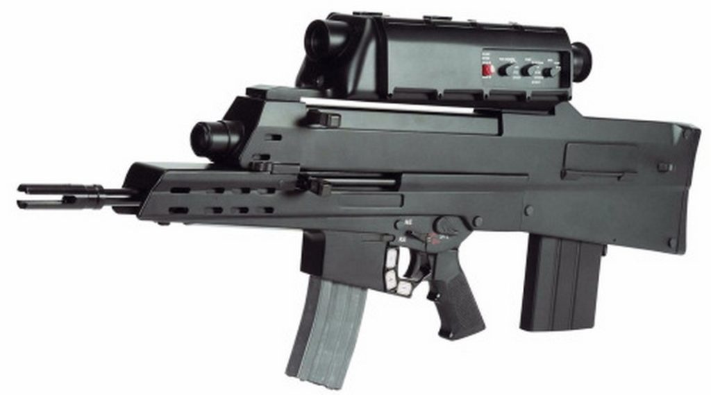 AAI's Rifle-and-Grenade-Launcher Combo Went Nowhere   War Is Boring