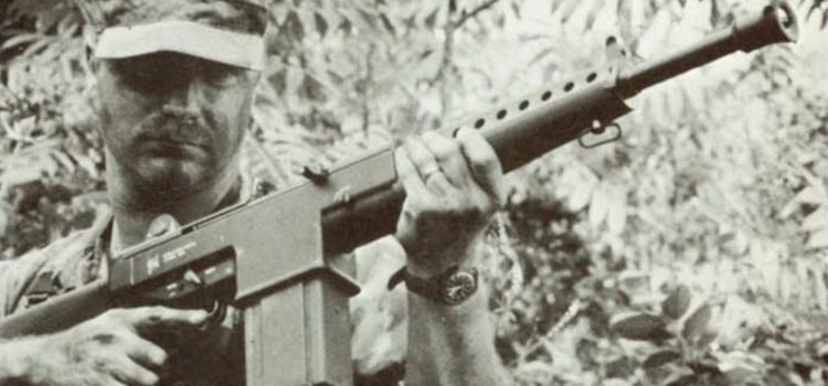 In the 1980s, U.S. Troops Almost Got a Killer New Shotgun