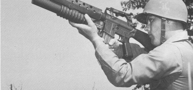 With the M203, the U.S. Finally Got a Decent Grenade-Launcher
