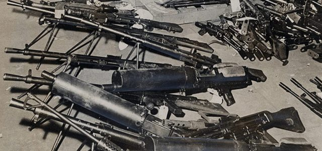 In 1964, the U.S. Treasury Seized a Virtual Museum of Machine Guns