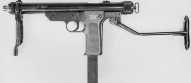 With the MP-57, Mauser Valiantly Tried to Best the Israeli Uzi