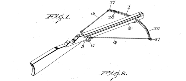George Reaben's 'Torpedo Crossbow' Seems Problematic