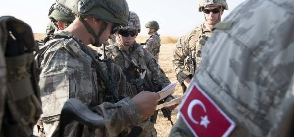 Turkey loses it's first soldier in Syrian clash with Kurdish fighters