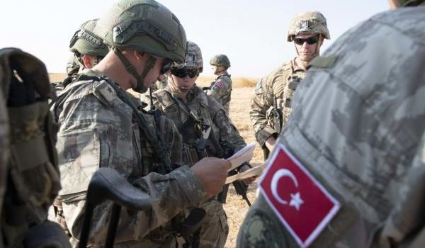 Turkey detains 46 for posting criticism of country's offensive in Syria online