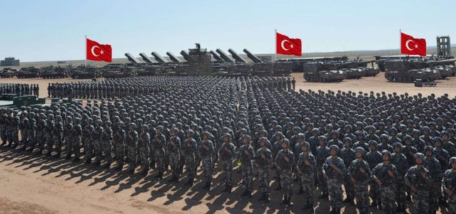 Turkey sends more reinforcements to 'control territory' in Idlib