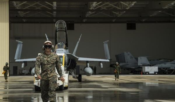 Pacific Air Forces practice short-notice readiness for typhoon operations