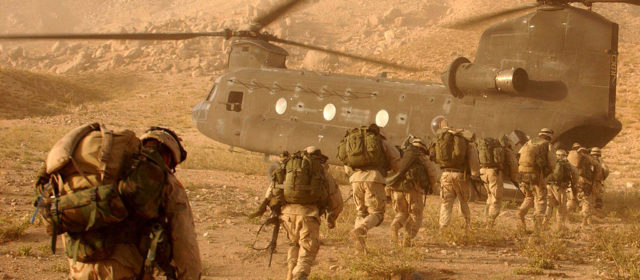Another Afghan Surge Is a Terrible Idea