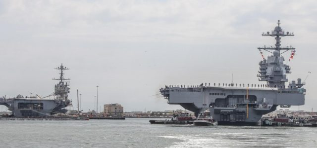 How Not to Build an Aircraft Carrier