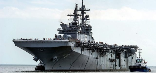 Is China's New Amphibious Assault Ship a Big Waste of Time?