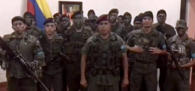 Is Venezuela's Military on the Verge of a Crackup?